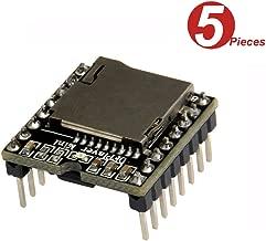 WINGONEER 5Pcs TF Card U Disk Mini MP3 Player Audio Voice Module Board For Arduino DFPlay