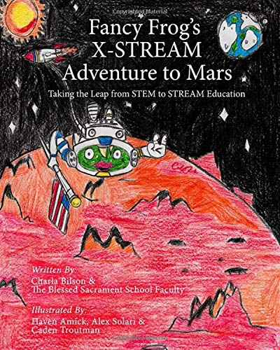 Fancy Frog's X-STREAM Adventure to Mars:...