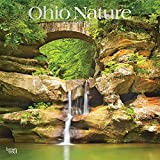 Ohio Nature 2022 12 x 12 Inch Monthly Square Wall Calendar with Foil Stamped Cover, USA United States of America Midwest State Nature
