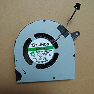 BZBYCZH Laptop Cooling Fan Compatible for DELL G5 SE 15 5505 Cooling Fan MG75090V1-C210-S9A DC5V 0.33A