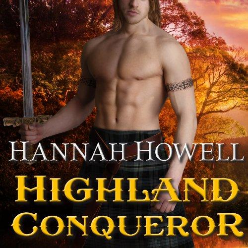 Highland Conqueror audiobook cover art