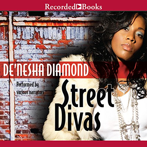 Street Divas audiobook cover art