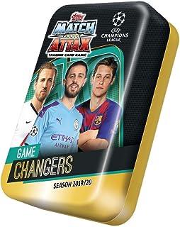 Topps- Juego UEFA Champions League 2019/20 (60 Cartas Incluidas), Multicolor, Talla Única (C2U-MD1020.T01)