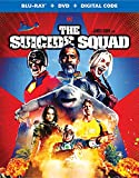 The Suicide Squad (2021) (Blu-ray + DVD + Digital)