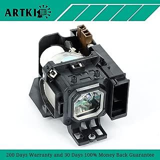 VT85LP Replacement Lamp for NEC Projector VT590 VT595 VT695 VT480 VT490 VT491 VT495 VT580 (by Artki)