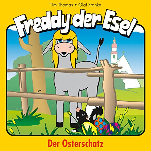Der Osterschatz cover art