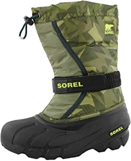 Sorel Kids' Children's Flurry Print Snow Boot