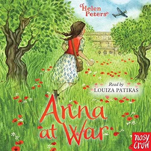 Couverture de Anna at War