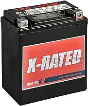 ThrottleX Batteries - ADX7L-BS - AGM Replacement Power Sport Battery