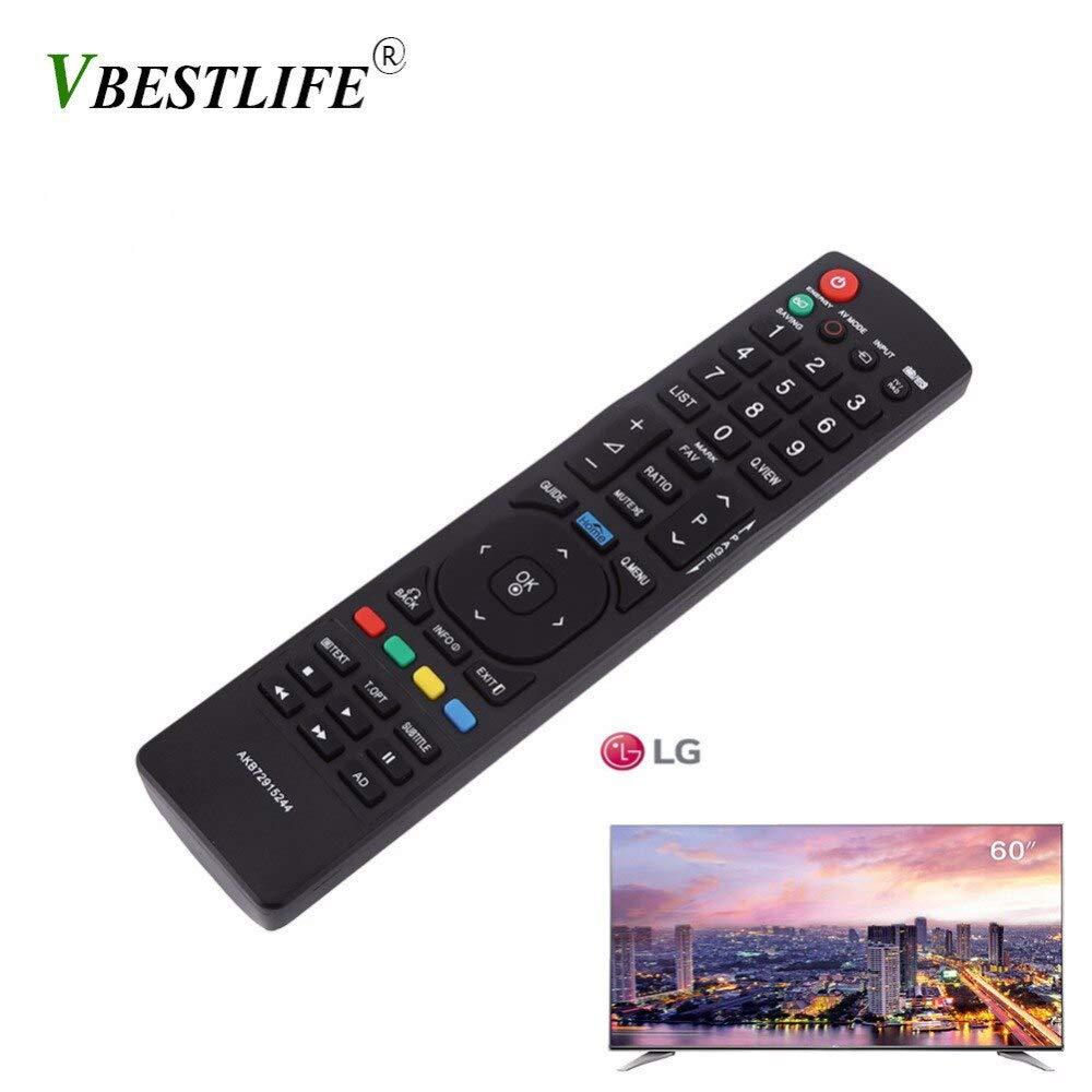 Calvas - Mando a Distancia Universal para LG AKB72915244 Smart LCD LED TV Mando a Distancia inalámbrico: Amazon.es: Bricolaje y herramientas