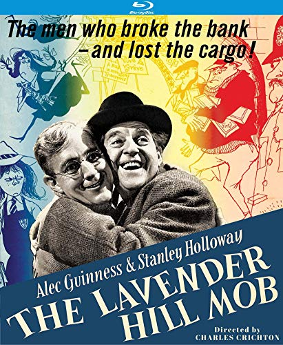 The Lavender Hill Mob (Special Edition) [Blu-ray]