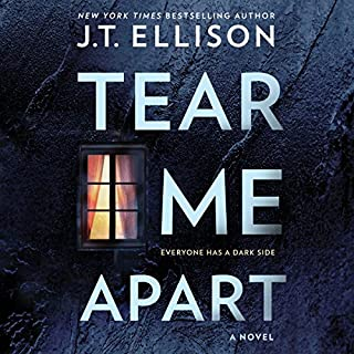 Tear Me Apart                   By:                                                                                                                                 J. T. Ellison                               Narrated by:                                                                                                                                 Eva Kaminsky,                                                                                        Rebekkah Ross,                                                                                        Jacques Roy,                   and others                 Length: 13 hrs and 10 mins     1,583 ratings     Overall 4.4