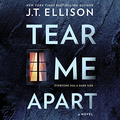 Tear Me Apart audiobook cover art