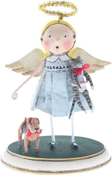 Lori Mitchell Animal Keeper Figurine 7 5