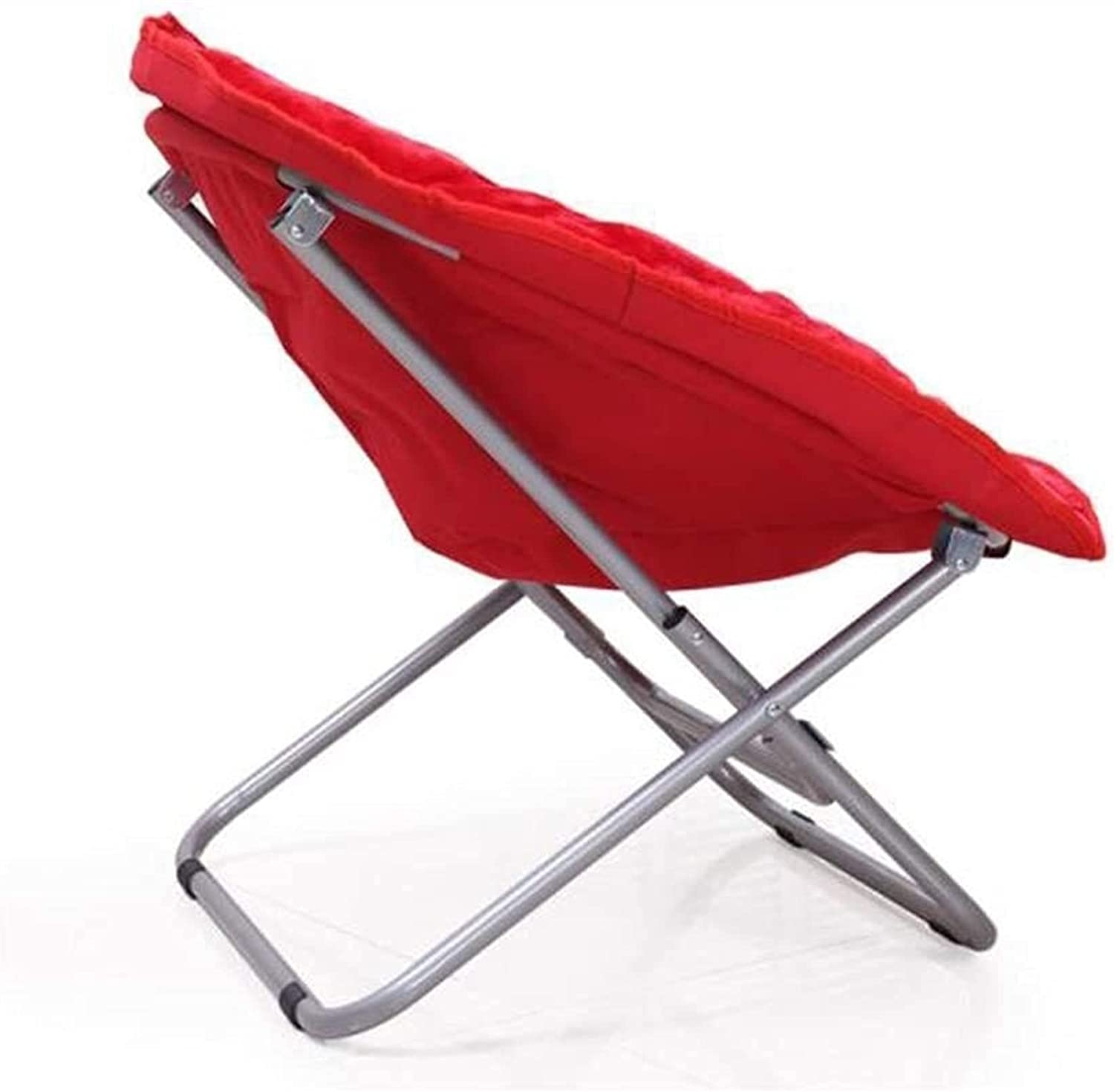 ch-AIR WHLONG Red Leisure Office Limited price sale Fol Chaise sale Reclining Deck Chair
