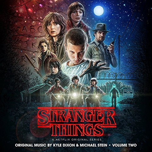 Stranger Things Season 1,Vol.2 (OST)