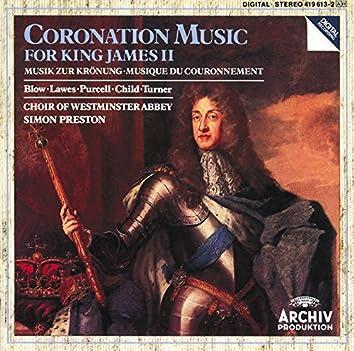 Coronation Music For King James II