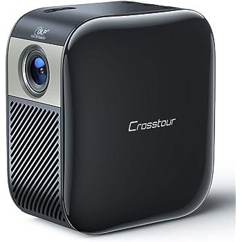 Mini Proyector Portátil Crosstour Pico Proyector Soporte Full HD ...