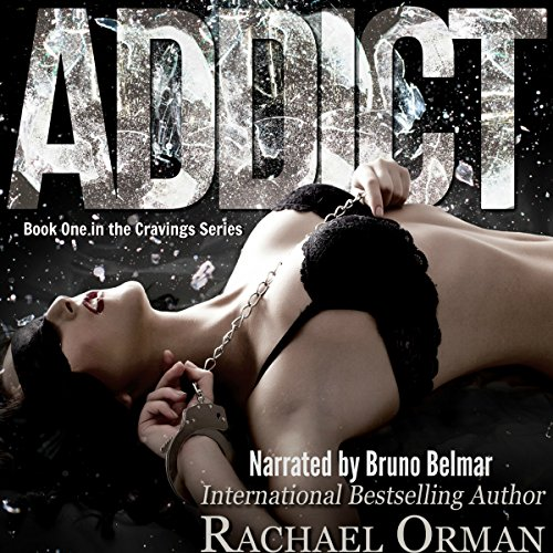 Addict audiobook cover art