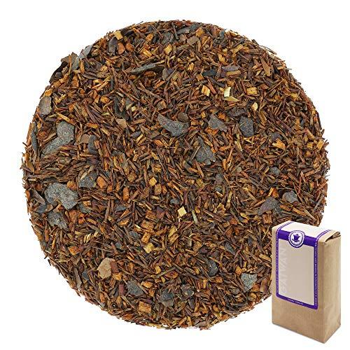 Num. 1308: Te rooibos \Rooibos y brownie de chocolate\ - hojas sueltas - 100 g - GAIWAN® GERMANY - rooibos, cacao