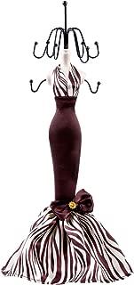 zebra jewelry holder
