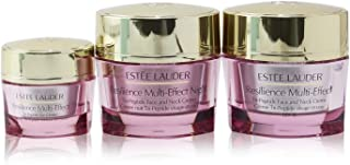 Estee Lauder Resilience Multi-effect Set 3 Pc, 3count, 3 pc 1.7 Ounce tri-peptide face and neck cz