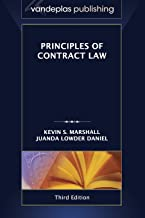 Best principles of contract law 3rd edition Reviews