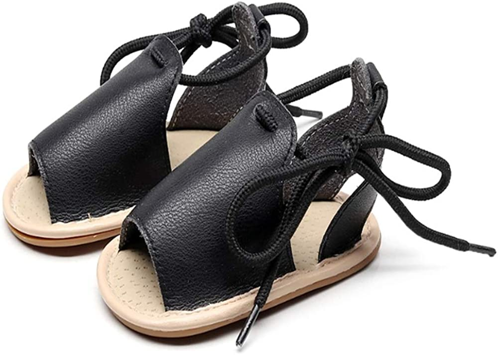 Bebila Summer Baby Sandals Open toe Max 49% OFF for Ranking TOP1 Shoes Lace Fi Toddler Up