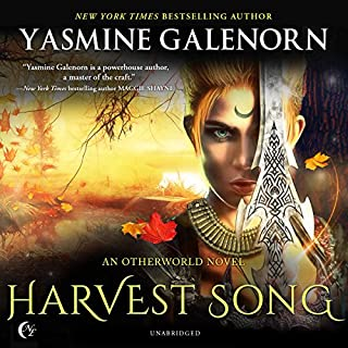 Harvest Song audiobook cover art