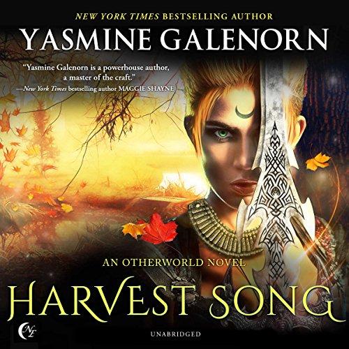 Harvest Song audiobook cover art