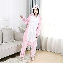Unisex Pyjamas Erwachsenen Tier Onesies Home Kleidung Cartoon Tier Verbunden Pyjamas Husky Paar Casual M/änner und Frauen Home Kleidung Golden/_flower XL Long Tail Katze