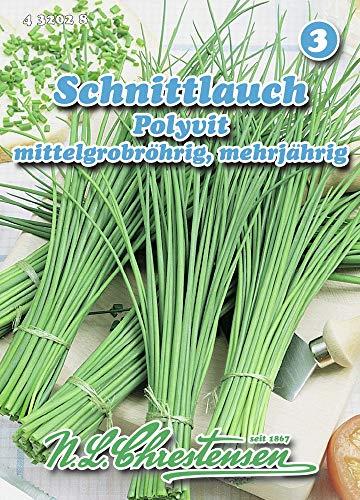 N.L. Chrestensen 432028 Schnittlauch Polyvit (Schnittlauchsamen)