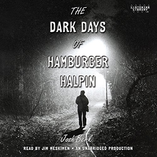 The Dark Days of Hamburger Halpin audiobook cover art