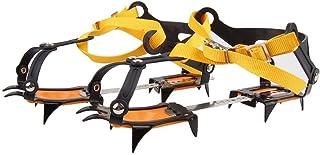 Namvo 10 Denti è Dotato di Snowboard Chain di Saldatura Crampons dell'Acciaio Inossidabile Outdoor Sci Ice Hiking Alpinism...