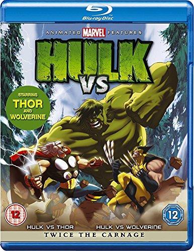 Hulk Vs. [Edizione: Regno Unito]