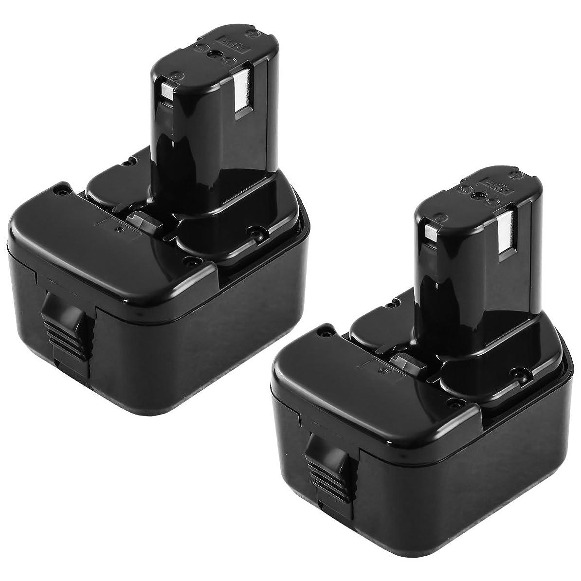 み私たちペットBoetpcr EB1214S 互換バッテリー 日立工機 日立 12v バッテリー EB1214S EB1214L EB1220BL 日立バッテリー12v EB1212Sバッテリー 日立 12V 互換バッテリー 3.0Ah NI-MHニッケル水素2個セット