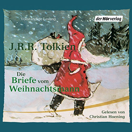 Die Briefe vom Weihnachtsmann                   By:                                                                                                                                 J.R.R. Tolkien                               Narrated by:                                                                                                                                 Christian Hoening                      Length: 1 hr and 5 mins     1 rating     Overall 5.0