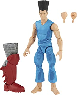 Hasbro Marvel Legends Series 6-inch Scale Action Figure Toy Marvel's Legion, Includes Premium Design and 1 Build-A-Figure ...