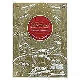 Divine - Calendario de Adviento 70% de chocolate oscuro, 85 g (paquete de 2)