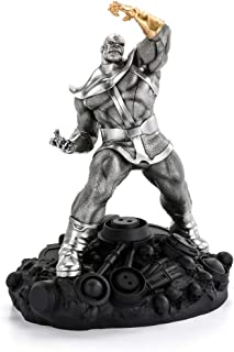 Royal Selangor Hand Finished Marvel Collection Pewter Limited Edition Thanos The Conqueror Statue
