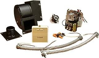 wood stove draft inducer kit