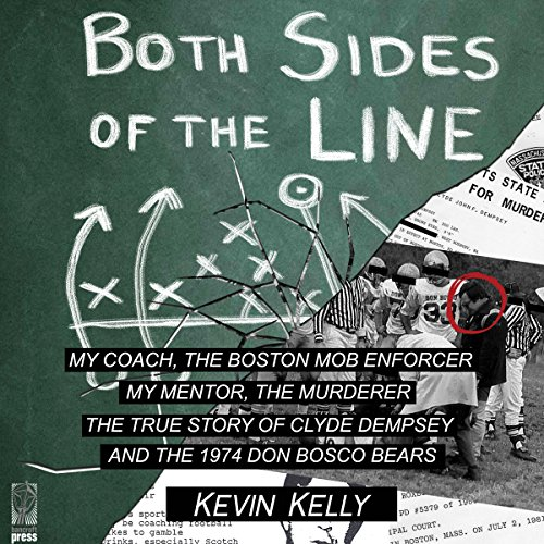 Both Sides of the Line audiobook cover art