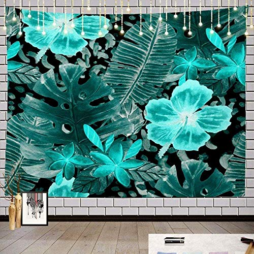 Wandkleed Kunst Muur Hangend Stof HD Print Keuken Slaapkamer Woonkamer Decor,Aquarel felroze aquarel strepen geboortekaartje decoratie 100 x 150 cm