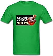 Men's Training Back Carmelo 7 Anthony Short Sleeve T-Shirt