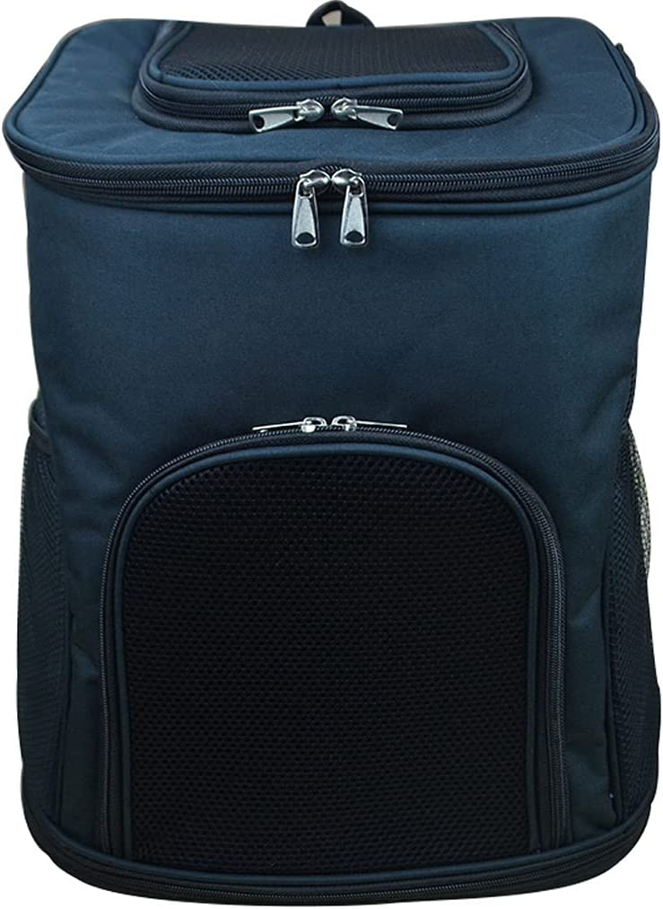 LSJQ Portable Max 89% OFF Cat Backpack Breathable Pet Jacksonville Mall Do Foldable