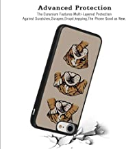 Apple iPhone 8 Cell Phone Case (2017)/iPhone 7 Case (2016) 4.7-Inch See No Evil Hear No Evil Speak No Evil