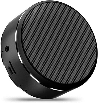 SHA Altoparlante Bluetooth Musica Stereo Mini Altoparlante Bluetooth Altoparlante Hi-Fi Wireless Subwoofer Altoparlante Supporto Audio Tf Aux USB 85Mm * 37Mm Nero - Trova i prezzi più bassi