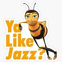 Deangelo Ya Like Jazz? Stickers (3 Pcs/Pack)
