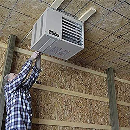 Mr. Heater 80,000 BTU Big Maxx Natural Gas Garage Convection Heater (2 Pack)