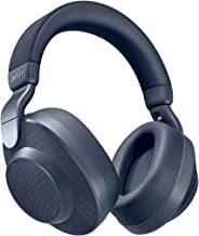 Jabra Elite 85h Over Ear Headphones with ANC and SmartSound Technology - Navy